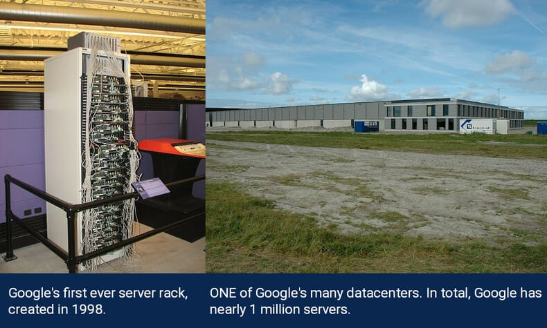 google server